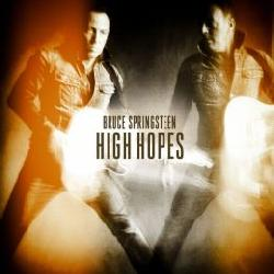 copertina SPRINGSTEEN BRUCE High Hopes