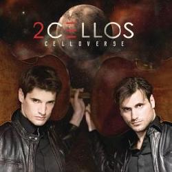 copertina 2CELLOS Celloverse
