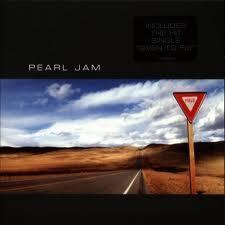 copertina PEARL JAM Yield