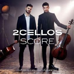 copertina 2CELLOS Score