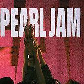copertina PEARL JAM Ten