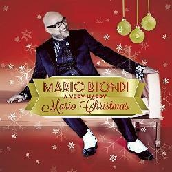 copertina BIONDI MARIO A Very Happy Mario Christmas