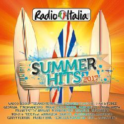 copertina VARI Radio Italia - Summer Hits 2017 (2cd)
