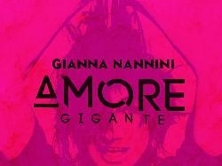 copertina NANNINI GIANNA Amore Gigante
