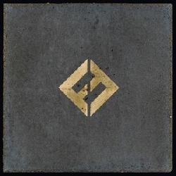 copertina FOO FIGHTERS Concrete And Gold