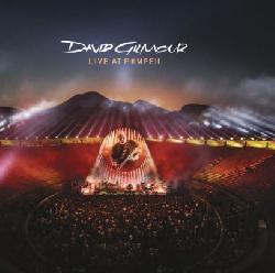 copertina GILMOUR DAVID Live At Pompeii (2cd)