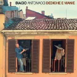 copertina ANTONACCI BIAGIO Dediche E Manie