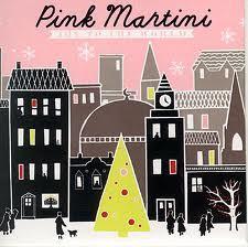 copertina PINK MARTINI Joy To The World