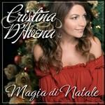 copertina D'AVENA CRISTINA Magia Di Natale