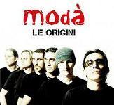copertina MODA' Le Origini (cd+dvd)