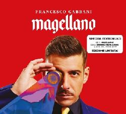 copertina GABBANI FRANCESCO Magellano (limited Edition 2cd)
