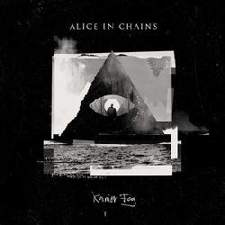 copertina ALICE IN CHAINS Rainier Fog