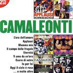 copertina CAMALEONTI I Grandi Successi (2cd)