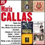 copertina CALLAS MARIA I Grandi Successi(2cd)