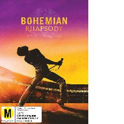 copertina FILM Bohemian Rhapsody