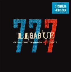 copertina LIGABUE 77 Singoli + 7 (box  8cd)