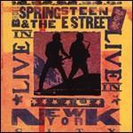 copertina SPRINGSTEEN BRUCE Live In New York City (2cd)