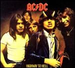copertina AC/DC Highway To Hell