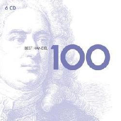 copertina HANDEL GEORGE FRIDERIC