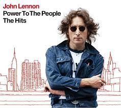 copertina LENNON JOHN Power To The People  The Hits  (cd+dvd)