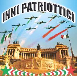 copertina VARI Inni Patriottici