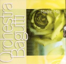 copertina BAGUTTI FRANCO (ORCHESTRA) Madre Mia