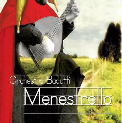 copertina BAGUTTI FRANCO (ORCHESTRA) Menestrello