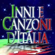 copertina VARI Inni E Canzoni D'italia