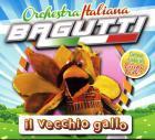 copertina BAGUTTI FRANCO (ORCHESTRA) Il Vecchio Gallo