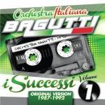 copertina BAGUTTI FRANCO (ORCHESTRA) I Successi Vol. 1 (1987 - 1992)