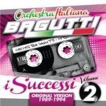 copertina BAGUTTI FRANCO (ORCHESTRA) I Successi Vol. 2 (1989 - 1994)