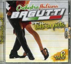 copertina BAGUTTI FRANCO (ORCHESTRA) Tutti In Pista Vol.6