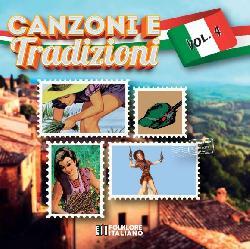 copertina VARI Canzoni E Tradizioni Vol.4