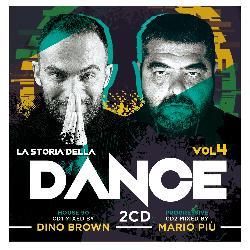 copertina VARI La Storia Della Dance Vol.4 (2cd)