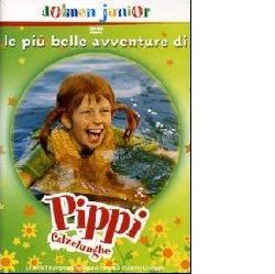 copertina FILM Le Piu' Belle Avventure Di Pippi Calze Lunghe