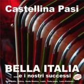 copertina CASTELLINA PASI Bella Italia E I Nostri Successi