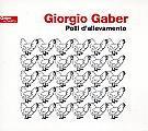copertina GABER GIORGIO Polli D'allevamento (2cd)