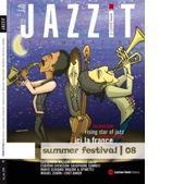 copertina RIVISTA Jazz It Anno 10 N.47 (luglio/agosto 2008)